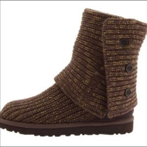 Ugg Australia Cardy Brown Boot
